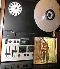 Jethro Tull Aqualung REEL TO REEL original tape 1971