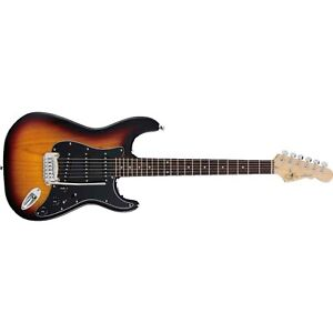 G&L Tribute Legacy Electric Guitar - 3-Tone Sunburst