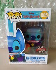 Disney Lilo & Stitch Funko Pop - Halloween Stitch 605 Exclusive