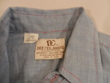 Dance Mens/Ladies SET of DEE CEE BRAND Shirts~ USA Made~ Size 15-33 & 11/12  T45