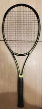 Wilson Blade 98 16x19 v8 - grip 4 3/8 Tennis Racquet - Strung - MINT CONDITION