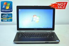 DELL LAPTOP LATITUDE E6430 Intel i7-3520M /4GB /500GB /WIN 7