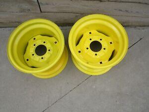 John Deere Firestone 12 x 8.5 Wheels 2