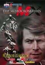 The Motocross Files: Roger DeCoster [New DVD]