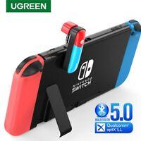 Ugreen Bluetooth 5.0 Transmitter Aptx LL 3.5mm Audio Adapter For Nintendo Switch