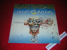 Iron Maiden - Can I Play with Madness, K0602024606, Vinyl EP 1988, 1. Press