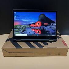 Lenovo ThinkPad x13 Yoga 2in1 i5 10th 16GB RAM 256GB SSD 13.3 FHD Touchscreen