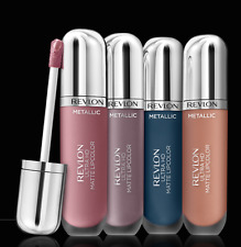 (1) Revlon Ultra HD Matte Metallic Lipcolor, You Choose