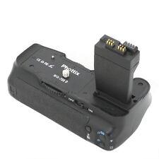 Phottix Battery Grip BG-600D/700D Premium Series for Canon LP-E8