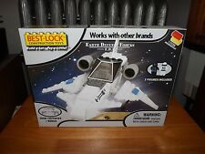 BEST-LOCK, EARTH DEFENSE FORCES STARFIGHTER KIT, OVER 150 PIECES, NIB, 2013