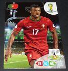 NANI PORTUGAL FOOTBALL CARD PANINI FIFA WORLD CUP BRASIL 2014