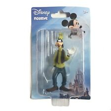 Disney Goofy Toy Figurine Collectible Waiving Goofy Toy Cake Topper 2.5