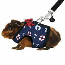 Rypet Guinea Pig Harness and Leash - Soft Mesh Small Pet Harness with Safe Be.
