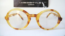 Neostyle 48-22 140 Small Holiday 550 Round Tortoise Eyeglasses Retro Vintage Men