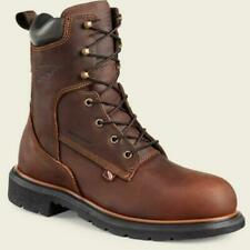 NEW MENS RED WING SAFETY WORK BOOT 2238 ELECTRICAL HAZARD STEEL TOE EE SZ 6