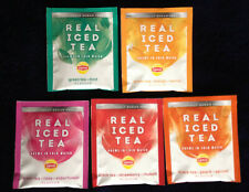 """LIPTON ICE TEA"" Selection Pack 5 Different  Enveloped  Tea Bags"