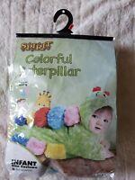 SPIRIT Halloween Colorfuf Carterpillar Costume Infant 0/6 Months