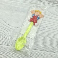 1996 Dairy Queen Dennis the Menace Color-Changing Spoon Green Toy