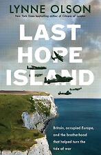 LAST HOPE ISLAND : BRITAIN & OCCUPIED EUROPE - WORLD WAR TWO