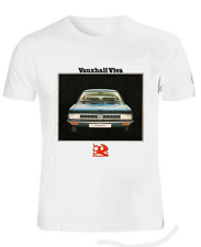 vauxhall viva t-shirt - old advert - all sizes - Quality Printing ford nissan