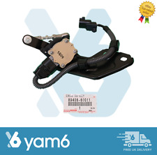 89408-60011 NEW GENUINE TOYOTA PART; HEIGHT CONTROL SENSOR REAR LH FOR LC
