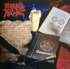 Morbid Angel - Covenant LP - Black Vinyl Album - FDR Earache Remaster NEW Record
