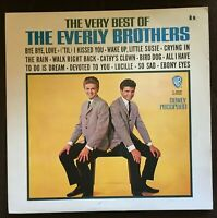 """The Best of The Everly Brothers 12""""LP"""