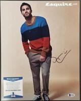 Actor DARREN CRISS Signed 11x14 Photo Autograph (G) ~ Beckett BAS COA