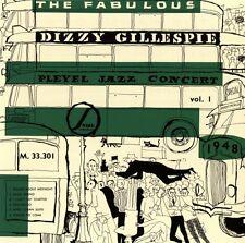 Dizzy Gillespie-The Fabulous Dizzy Gillespie Pleyel Jazz Concert 1 CD NUOVO