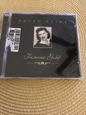 PATSY CLINE Forever Gold CD - BRAND NEW & FACTORY SEALED WALKIN AFTER MIDNIGHT