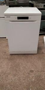Samsung DW60M6050FW Series 6 E Dishwasher Full Size 60cm 14 Place White