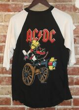 VINTAGE ACDC 1990 TOUR SHIRT