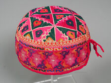 hand embroidered Women's Caps and Ceremonial Headdress Gilgit-Baltistan No:21/L