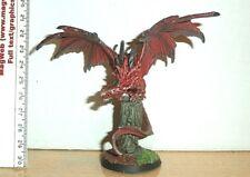 Reaper Miniatures Temple Dragon#77503 Bones RPG D&D PATHFINDER RED DRAGONS