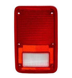 NEW RIGHT TAIL LIGHT FITS DODGE B150 B250 B350 1981-1993 CARVAN 1984-86 4057972