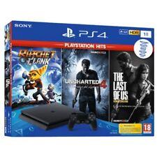 Consola Sony PS4 1TB R&c Tlou Uc4