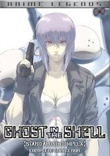Ghost in the Shell: Stand Alone Complex Complete Collection Kenji Kamiyama {DVD}