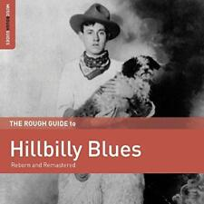 Rough Guide Hillbilly Blues - Various (NEW CD)