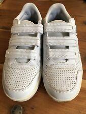 Mens White Trainer Shoe Le Coq Sportif Size Uk 7