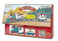 Bachmann Ringling Bros. Barnum Bailey Li'l Big Top Train Set (G Scale) 90194