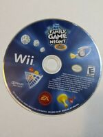 Hasbro Family Game Night Fun Pack (Nintendo Wii 2011) Game Disc Only