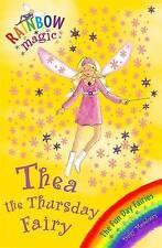 Rainbow Magic Thea the Thursday Fairy by Daisy Meadows (Paperback, 2006)