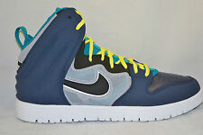 Nike DUNK FREE Mens BASKETBALL Casual Shoes size 9 NEW NAVY WHITE YELLOW