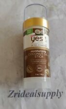 YES TO COCONUT ULTRA HYDRATING FOR DRY SKIN MOISTURIZING COCONUT OIL STICK 2 OZ