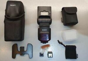 Sony HVL-F60M on camera flash speedlight speedlite speed lite light E