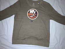 Nwt Xxl Womens' Nhl New York Islanders Comfy Crew Long Sleeve