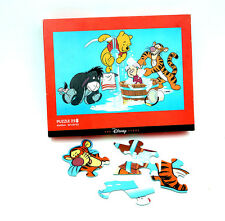 THE DISNEY STORE EXCLUSIVE JIGSAW WINNIE THE POOH JIGSAW PUZZLE 25 PIECES VGC