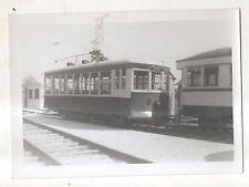 Trolley at OHIO RAILWAY MUSEUM WORTHINGTON OH Photograph