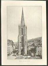 19 TULLE CATHEDRALE IMAGE 1903