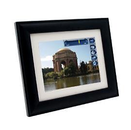 "Pandigital PAN8002W02T 8"" Digital Picture Frame"